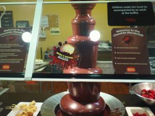 Chocolate Wonderfall
