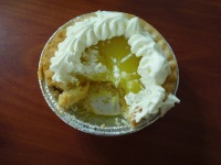 Very Small Lemon Pie