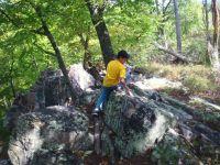 John Climbing