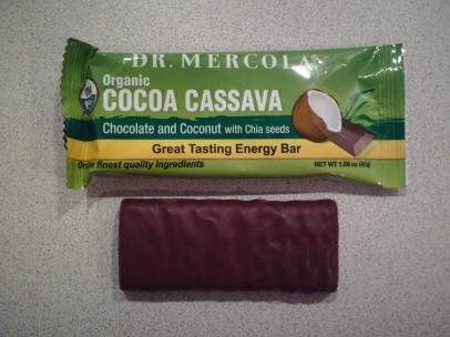 Energy Bar Unwrapped