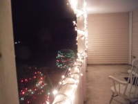 Side View of Lights