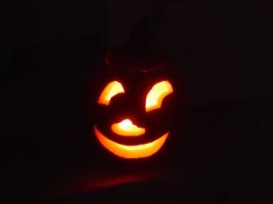 Our Dad's Pumpkin