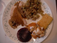 Thanksgiving Plate 2