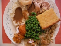 Thanksgiving Plate 3